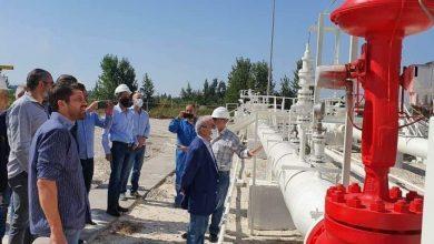 Photo of صباح اليوم.. فريق فني «لبناني – سوري» يكشف على خط الغاز العربي
