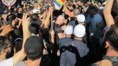 Photo of وصول الآلاف من المشايخ الأجلاء إلى مقام النبي هابيل عليه السلام بمناسبة الزيارة السنوية (صور)