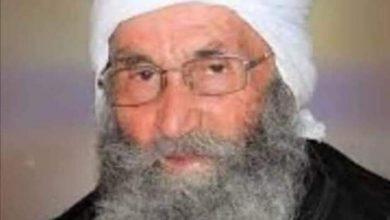 Photo of رئيس اللجنة الدينية في السويداء فضيلة الشيخ «أبو منصور فضل الله نمور» في ذمة الله