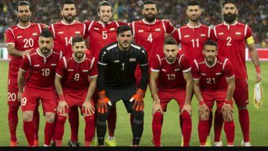 Photo of تعادل إيجابي بين «الإمارات وسوريا» بتصفيات كأس العالم