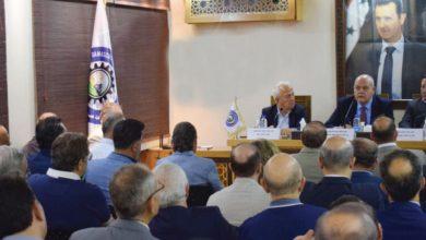 Photo of وزير التجارة لغرفة الصناعة دمشق: هناك مراقبو تموين فاسدون وهناك تجار مخطئون