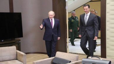 Photo of بوتين يستقبل الأسد في الكرملين
