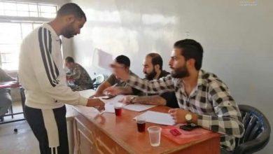 Photo of Process of settling gunmen status starts in al- Musayfirah, Daraa countryside