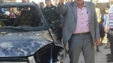 Photo of Terrorists detonate explosive device in car of reconciliation committee member, Quneitra