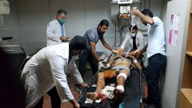 Photo of A civilian martyred,16 injured by fire of QSD militia in Tal Barak, Hasaka northern countryside