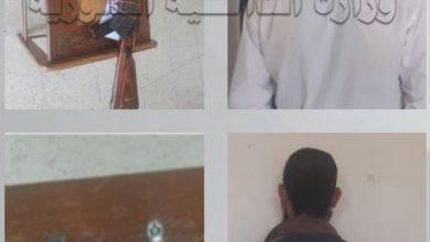 Photo of القبض على مطلوبين بريف حمص وضبط أسلحة وقنابل