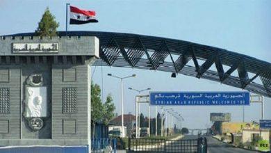 Photo of قريباً بدء العمل بـ «الترانزيت» بين سوريا ولبنان