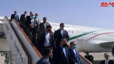 Photo of وزير الخارجية الإيراني بضيّافة دمشق لمناقشة تطورات التعاون الشامل