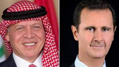 Photo of President al-Assad, Jordanian King discuss bilateral cooperation