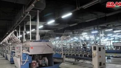 Photo of More 50 new facilities at Tartous industrial zone
