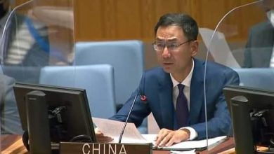 Photo of China reiterates support to Syria in the fight against terrorism