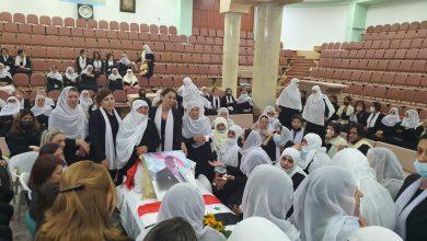 Photo of حفل تأبين للشهيد الصالح في مجدل شمس بالجولان السوري المحتل