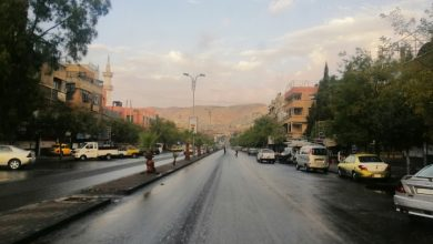 Photo of دمشق هذا الصباح ( صور)