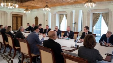 Photo of الأسد يستقبل ممثل بوتين بسوريا