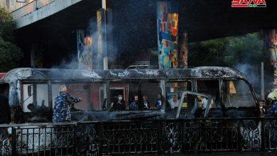Photo of وزير الداخلية: سنلاحق الإرهابيين الذين أقدموا على جريمة تفجير المبيت أينما كانوا
