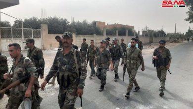 Photo of بعد تسوية أوضاع أبنائها.. الجيش يبدأ «تمشيط» بلدة صيدا