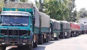 Photo of بعد سبات.. الشاحنات السورية إلى العراق و الأردن و الخليج