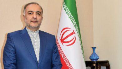 """Photo of سفير إيران بسوريا… """"إيران مستمرة بدعم سوريا ونسعى لتطوير التعاون الاقتصادي"""""""